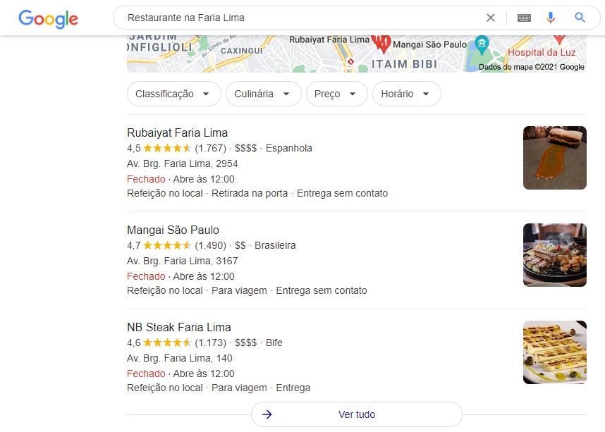 Google Meu Negócio para advogados